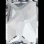 Swarovski Flatback 2520 - 8x6mm, Crystal (001) Foiled, No Hotfix, 288pcs