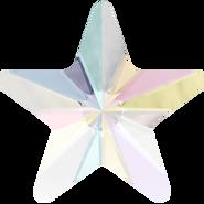 Swarovski Flatback 2816 - 5mm, Crystal Aurore Boreale (001 AB) Foiled, 720pcs