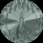 Swarovski 3015 - 10mm, Black Diamond (215) Foiled, 72pcs