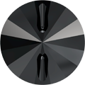 Swarovski 3015 - 16mm, Jet (280) Unfoiled, 24pcs