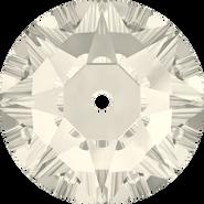 Swarovski Sew-on 3188 - 3mm, Crystal Moonlight (001 MOL) Foiled, 1440pcs