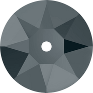 Swarovski Sew-on 3188 - 3mm, Crystal Silver Night (001 SINI) Unfoiled, 1440pcs