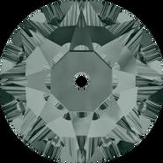 Swarovski Sew-on 3188 - 5mm, Black Diamond (215) Foiled, 720pcs