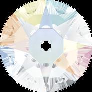 Swarovski Sew-on 3188 - 7mm, Crystal Aurore Boreale (001 AB) Foiled, 144pcs
