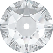 Swarovski Sew-on 3188 - 7mm, Crystal (001) Foiled, 144pcs
