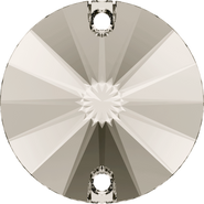 Swarovski Sew-on 3200 - 10mm, Crystal Satin (001 SAT) Foiled, 72pcs