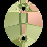 Swarovski 3224 - 23x18mm, Crystal Luminous Green (001 LUMG) Unfoiled, 30pcs