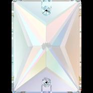 Swarovski Sew-on 3250 - 18x13mm, Crystal Aurore Boreale (001 AB) Foiled, 72pcs