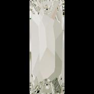 Swarovski Sew-on 3255 - 18x6mm, Crystal Silver Shade (001 SSHA) Foiled, 96pcs