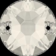 Swarovski Sew-on 3288 - 8mm, Crystal Silver Shade (001 SSHA) Foiled, 144pcs