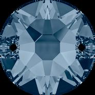 Swarovski Sew-on 3288 - 8mm, Denim Blue (266) Foiled, 144pcs
