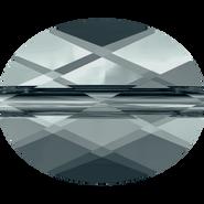 Swarovski Bead 5051 - 10x8mm, Black Diamond (215), 144pcs