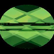 Swarovski Bead 5051 - 10x8mm, Dark Moss Green (260), 144pcs