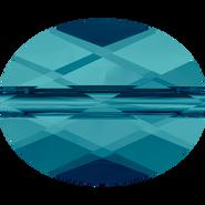 Swarovski Bead 5051 - 10x8mm, Indicolite (379), 144pcs