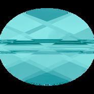Swarovski Bead 5051 - 10x8mm, Light Turquoise (263), 144pcs