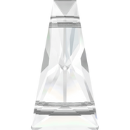 Swarovski Bead 5181 - 13x7mm, Crystal (001), 144pcs