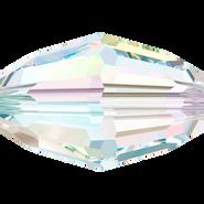 Swarovski Bead 5200 - 6x4mm, Crystal Aurore Boreale (001 AB), 360pcs