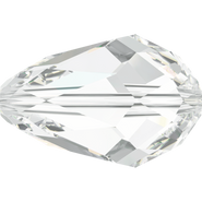 Swarovski Bead 5500 - 12x8mm, Crystal (001), 144pcs