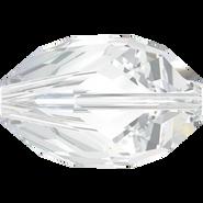 Swarovski Bead 5650 - 16x10mm, Crystal (001), 72pcs