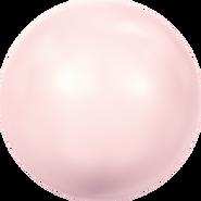 Swarovski Crystal Pearl 5818 - 12mm, Crystal Rosaline Pearl (001 294), 100pcs