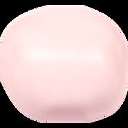 Swarovski Crystal Pearl 5840 - 12mm, Crystal Rosaline Pearl (001 294), 100pcs