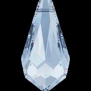 Swarovski Pendant 6000 - 13x6.5mm, Crystal Blue Shade (001 BLSH), 288pcs