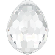 Swarovski Pendant 6002 - 10x7mm, Crystal (001), 144pcs
