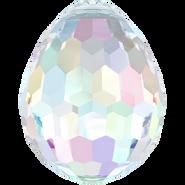 Swarovski Pendant 6002 - 10x7mm, Crystal Aurore Boreale (001 AB), 144pcs