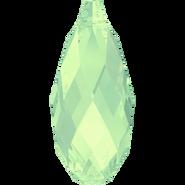 Swarovski Pendant 6010 - 11x5.5mm, Chrysolite Opal (294), 144pcs