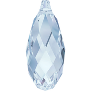 Swarovski Pendant 6010 - 13x6.5mm, Crystal Blue Shade (001 BLSH), 144pcs