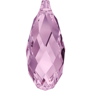 Swarovski Pendant 6010 - 13x6.5mm, Light Amethyst (212), 144pcs