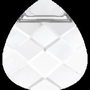 Swarovski Pendant 6012 - 15.4x14mm, Crystal (001), 72pcs