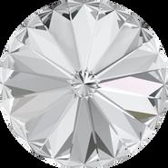 Swarovski Round Stone 1122 - 12mm, Crystal (001) Foiled, 4pcs