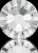 Swarovski Flatback 2058 - ss7, Crystal (001) Foiled, No Hotfix, 96pcs