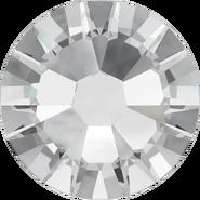 Swar Crystal Flatback 2058 - ss9, Crystal (001) Foiled, No Hotfix, 96pcs