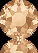 Swarovski Hotfix 2078 - ss12, Crystal Golden Shadow (001 GSHA Advanced), Hotfix, 48pcs