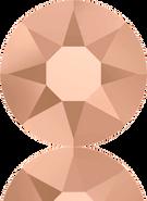 Swarovski Hotfix 2078 - ss16, Crystal Rose Gold (001 ROGL Advanced), Hotfix, 36pcs