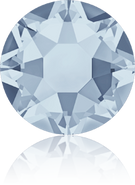Swarovski Hotfix 2078 - ss20, Crystal Blue Shade (001 BLSH Advanced), Hotfix, 30pcs