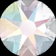 Swar Crystal Flatback 2088 - ss12, Crystal Aurore Boreale (001 AB) Foiled, No Hotfix, 48pcs