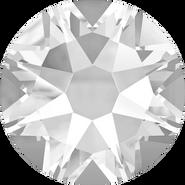 Swar Crystal Flatback 2088 - ss30, Crystal (001) Foiled, No Hotfix, 12pcs