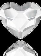 Swarovski Flatback 2808 - 10mm, Crystal (001) Foiled, 4pcs