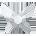 Swarovski 2855 - 8mm, Crystal (001), 6pcs