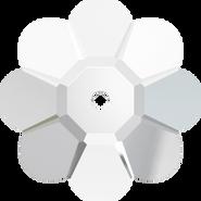 Swarovski Sew-on 3700 - 12mm, Crystal (001) Unfoiled, 6pcs