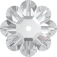 Swarovski Sew-on 3700 - 8mm, Crystal (001) Foiled, 12pcs