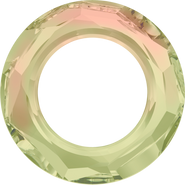 Swarovski Fancy Stone 4139 - 14mm, Crystal Luminous Green (001 LUMG) Unfoiled, 2pcs