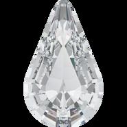Swarovski Fancy Stone 4328 - 8x4.8mm, Crystal (001) Foiled, 12pcs