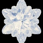 Swarovski Fancy Stone 4753 - 14mm, White Opal (234) Foiled, 2pcs
