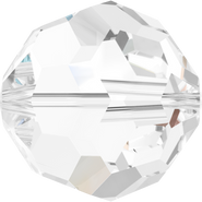 Swarovski Bead 5000 - 5mm, Crystal (001), 20pcs