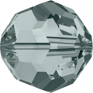 Swarovski Bead 5000 - 6mm, Black Diamond (215), 20pcs