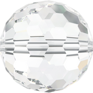 Swarovski Bead 5003 - 6mm, Crystal (001), 10pcs